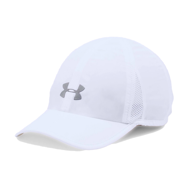 Under Armour Women's Shadow Cap 2.0 White