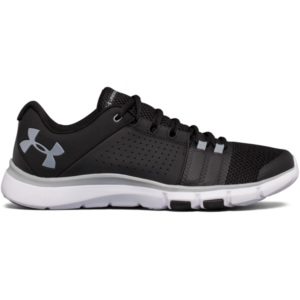 Under Armour Men's Strive 7 Black/White