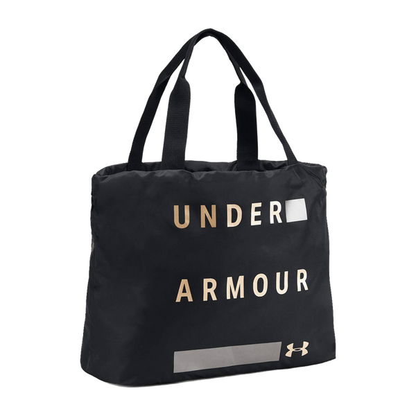 Under Armour Women's Favourite Graphic Tote Black