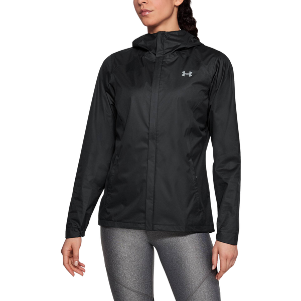 Under Armour Women's Bora 2L Lined Jacket Black