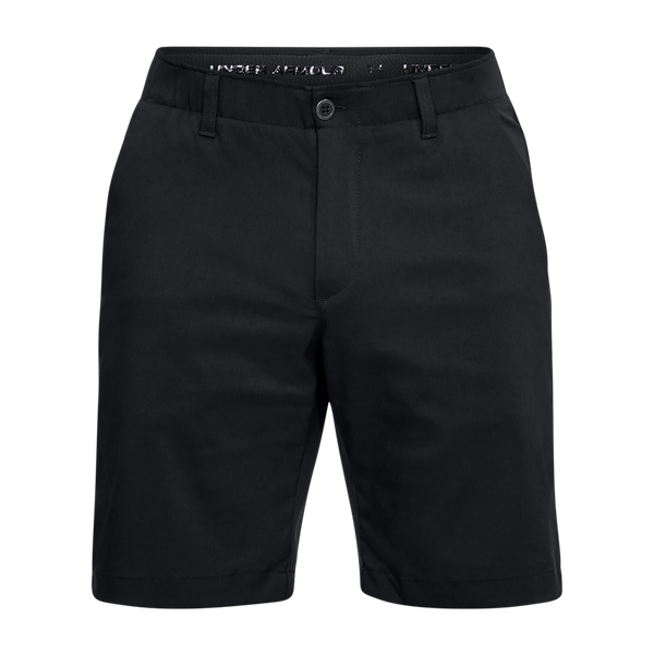 Under Armour Men's Showdown Golf Shorts Black