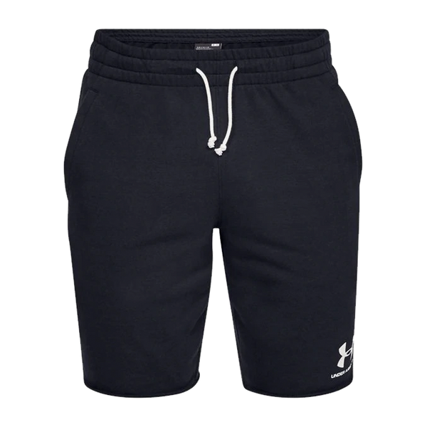 Under Armour Men's Sportstyle Terry Shorts Black