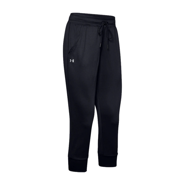 Under Armour Women's Tech Capris Black