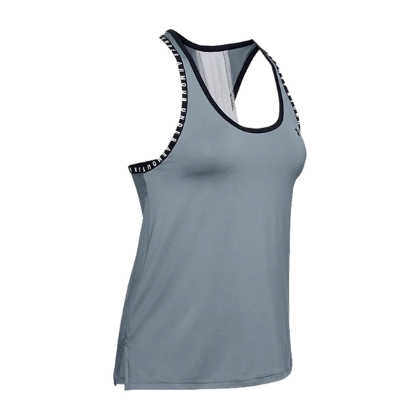Under Armour Women's Knockout Tank Hushed Turquoise
