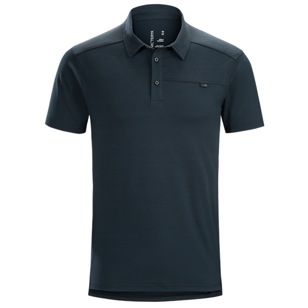 Arc'teryx Men's Captive S/S Polo Tui