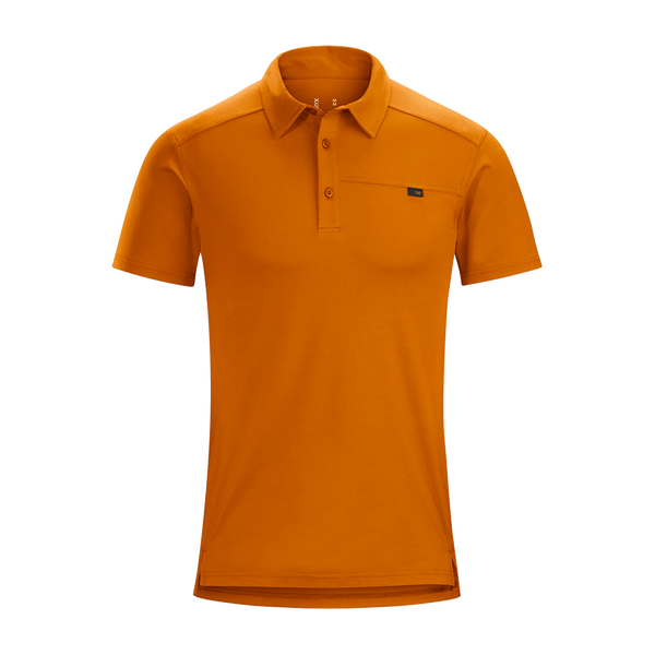 Arc'teryx Men's Captive Polo Timbre