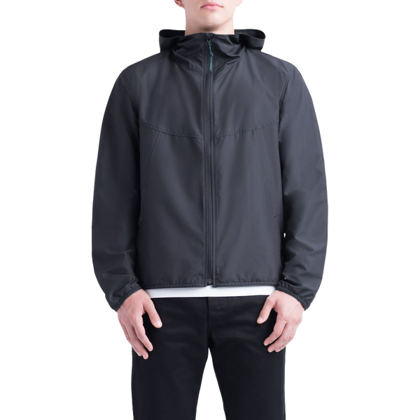 Herschel Men's Voyage Wind Jacket Black