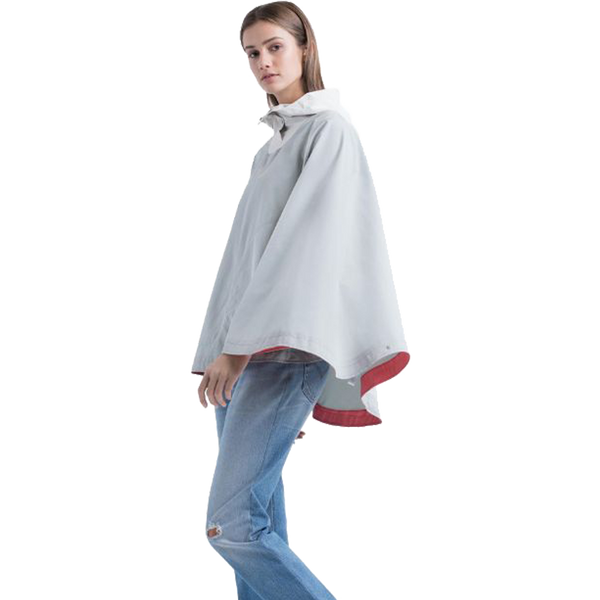Herschel Women's Poncho Shadow Crosshatch
