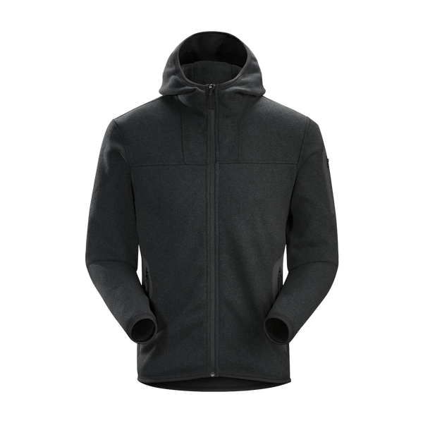 Arc'teryx Men's Covert Hoody Black Heather