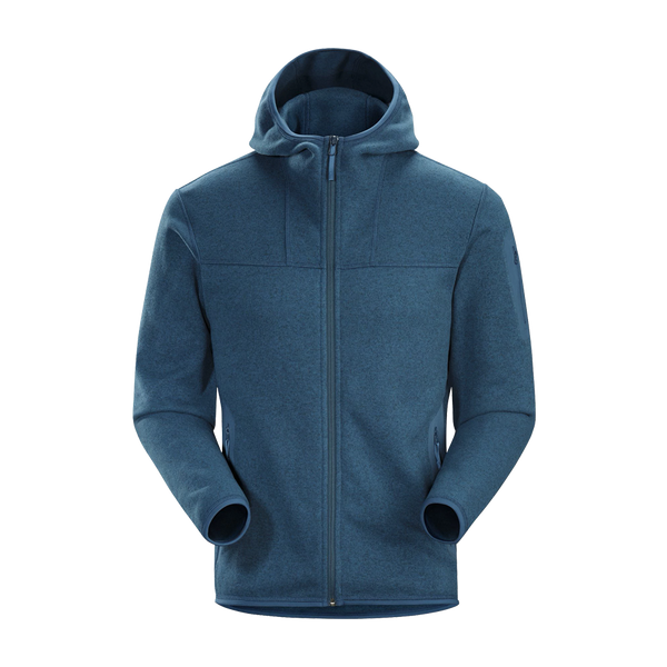 Arc'teryx Men's Covert Hoody Hecate Blue