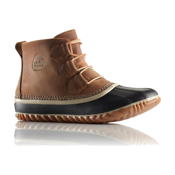 Sorel Women's Out N About Leather Elk