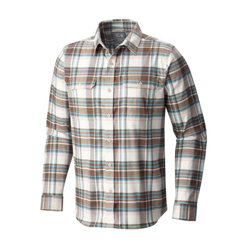 Mountain Hardwear Men's StretchStone Shirt Fossil