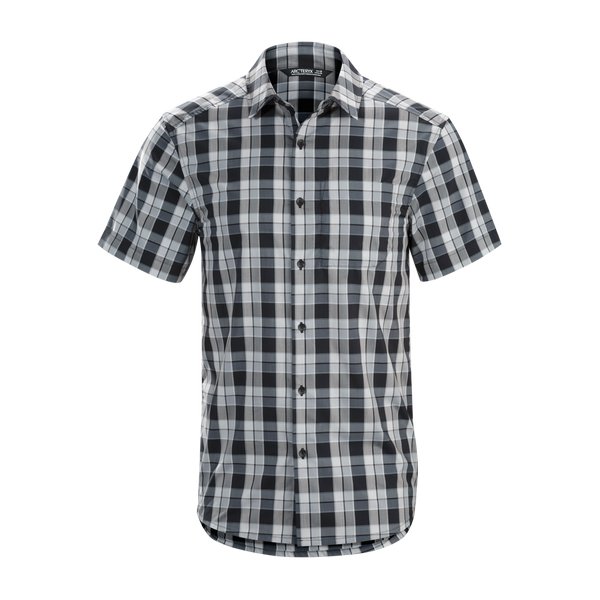 Arc'teryx Men's Brohm Short Sleeve Shirt Pilot
