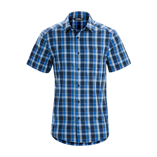 Arc'teryx Men's Brohm Short Sleeve Shirt Adrift