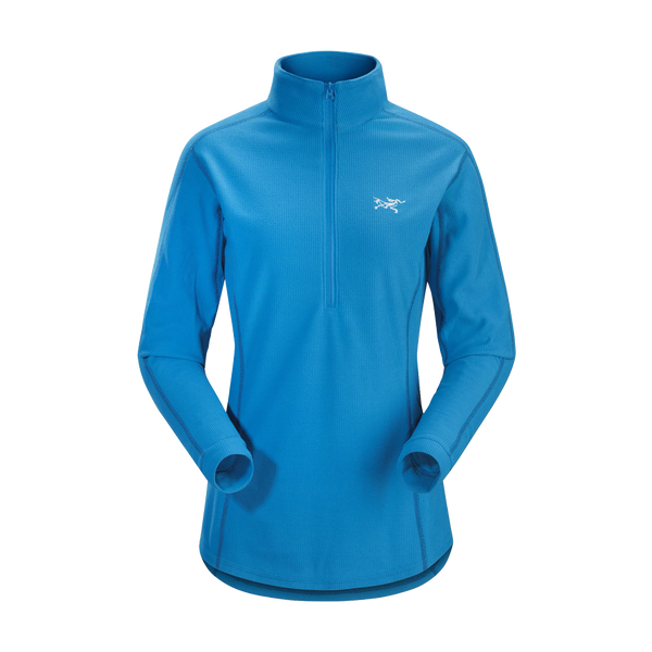 Arc'teryx Women's Delta LT Fleece Zip Macaw