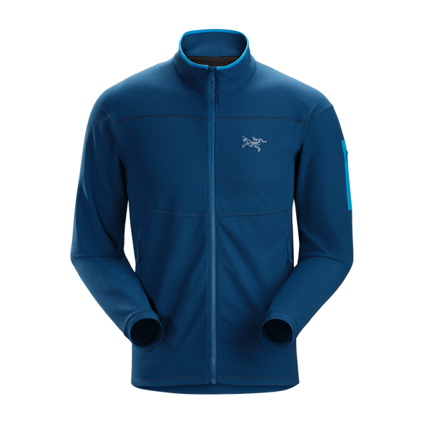 Arc'teryx Men's Delta LT Jacket Triton Blue