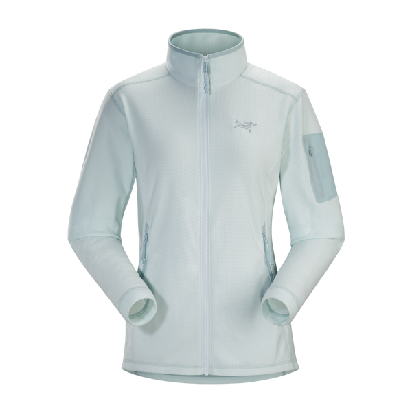 Arc'teryx Women's Delta Lightweight Jacket DrewDrop