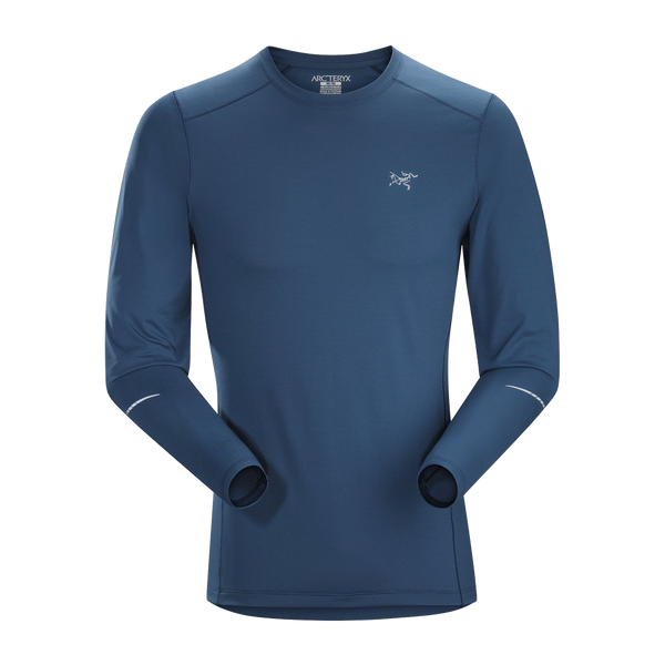 Arc'teryx Men's Motus Crew Long Sleeve Nocturne