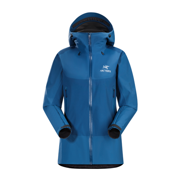 Arc'teryx Women's Beta SL Hybrid Jacket Poseidon