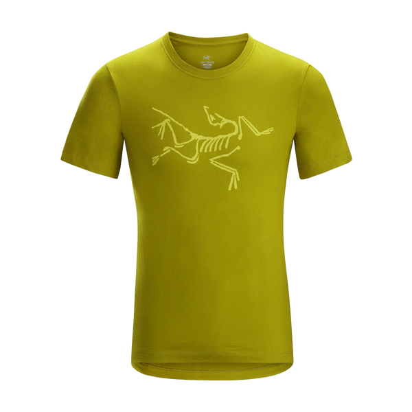 Arc'teryx Men's Short Sleeve Tee Olive Amber