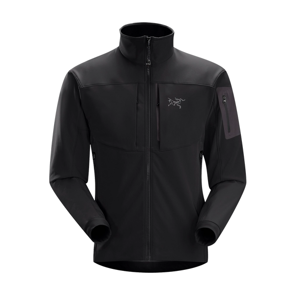 Arc'teryx Men's Gamma MX Jacket Blackbird
