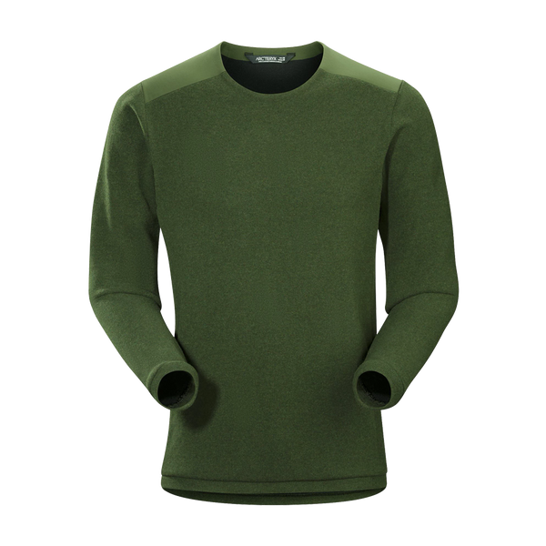 Arc'teryx Men's Donavan Sweater Gwaii Heather