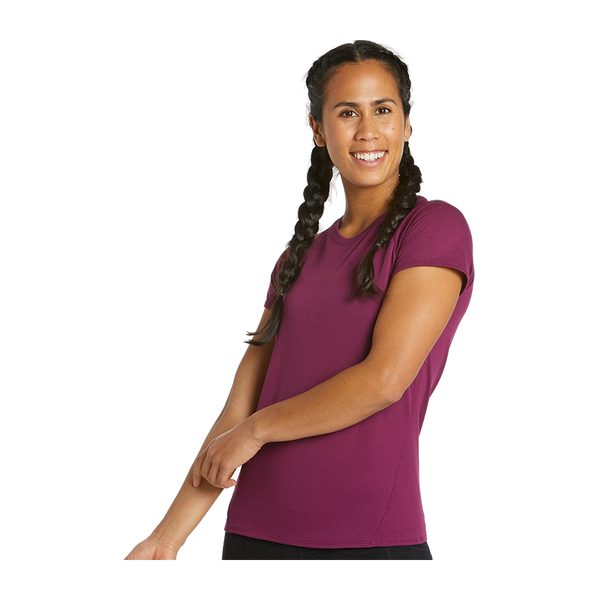 Oiselle Women's Flyout Shortsleeve Queen