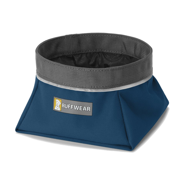 Ruffwear Inc Quencher Bowl Blue Moon