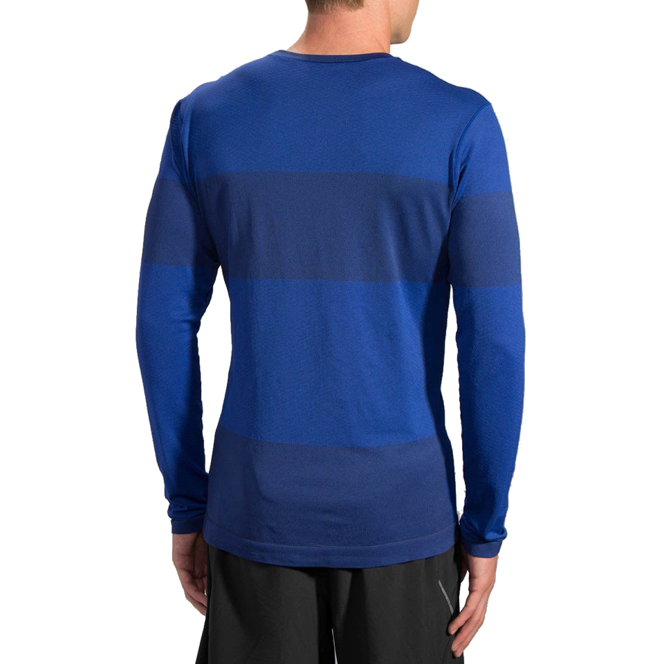 Brooks Men's Streaker Long Sleeve Shirt Basin