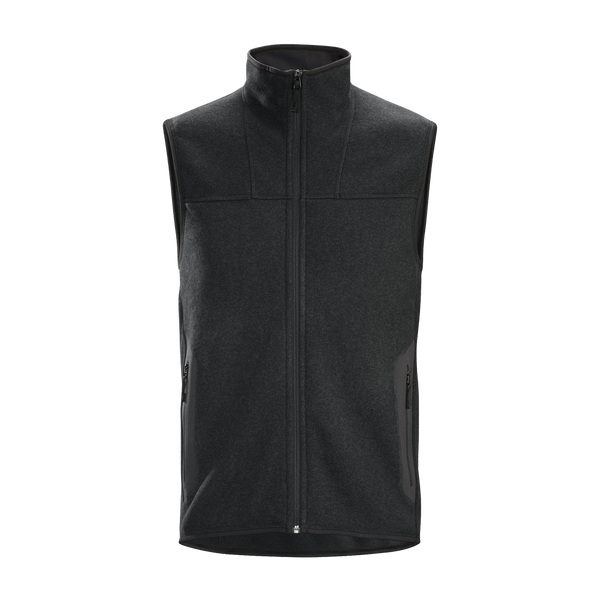 Arc'teryx Men's Covert Vest Black Heather