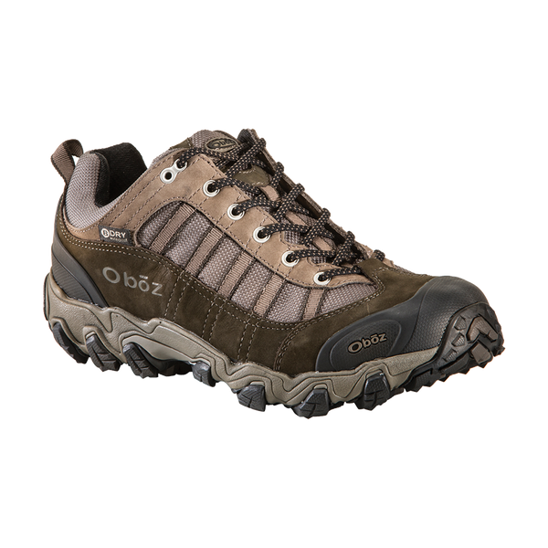 Oboz Men's Tamarack B-Dry Waterproof Bungee