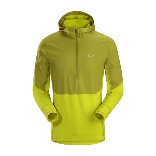 Arc'teryx Men's Aptin Zip Hoody Everglade