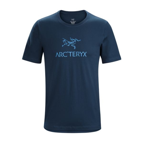Arc'teryx Men's Arc'Word Short Sleeve Tee Nocturne