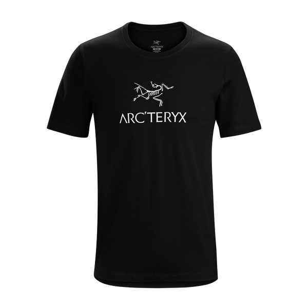 Arc'teryx Men's Arc'Word Short Sleeve Tee Black