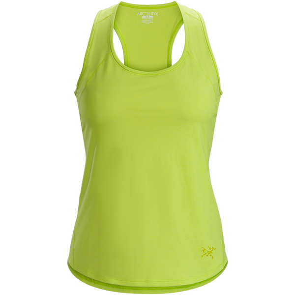 Arc'teryx Women's Kadem S/L Top Electrolyte