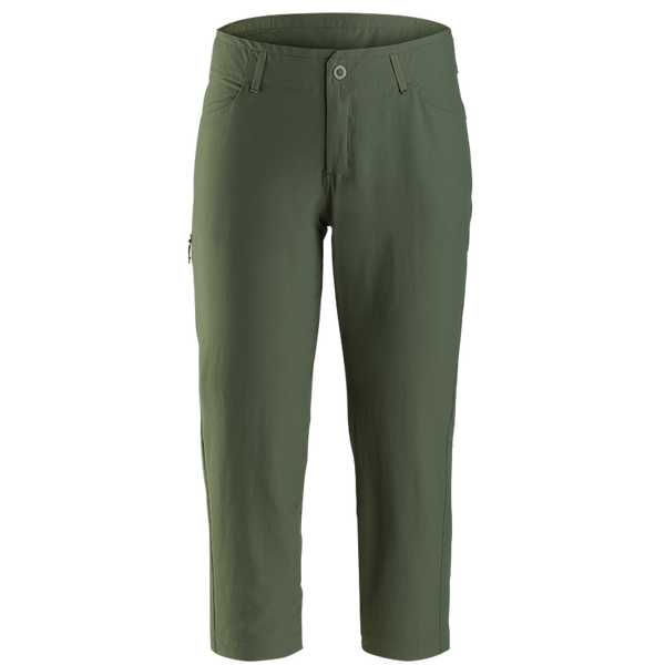 Arc'teryx Women's Creston Capri Shorepine