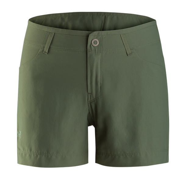 Arc'teryx Women's Creston Short 4.5 Shorepine