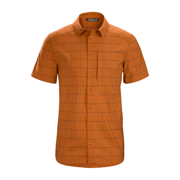 Arc'teryx Men's Riel S/S Shirt Akola