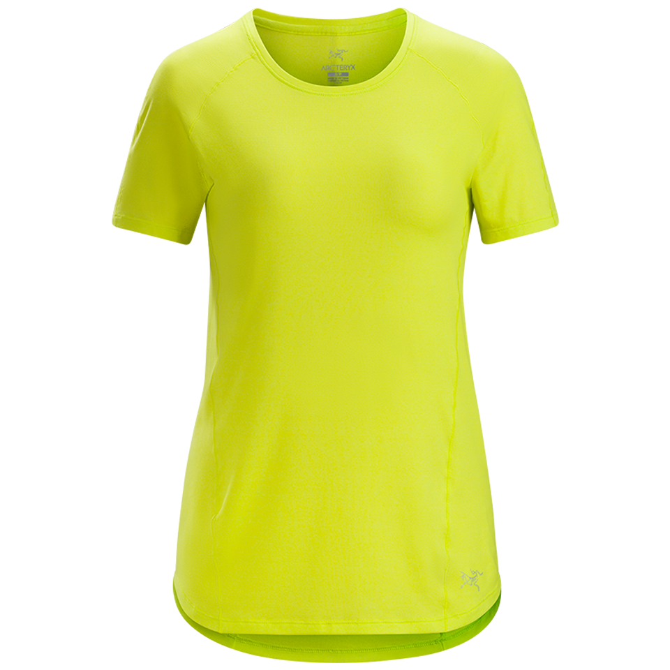 Arc'teryx Women's Tolu S/S Top Electrolyte