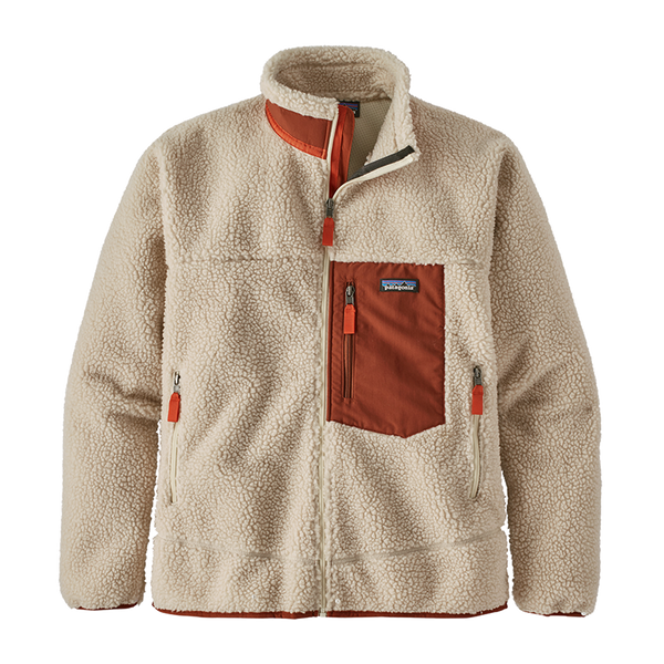 Patagonia Men's Classic Retro-X Jacket Natural