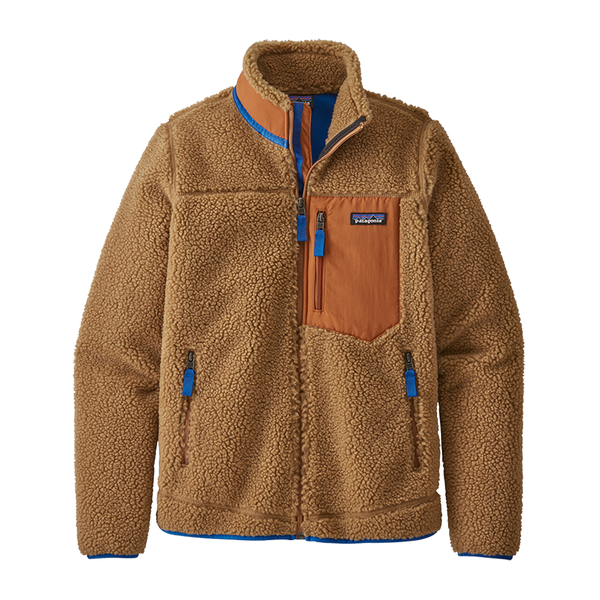 Patagonia Women's Classic Retro-X Jacket Nest Brown
