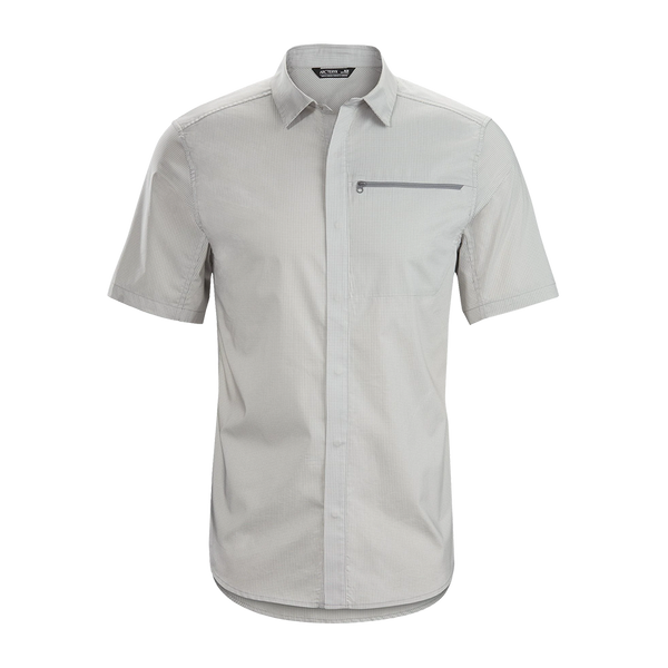 Arc'teryx Men's Kaslo Shirt Delos Grey