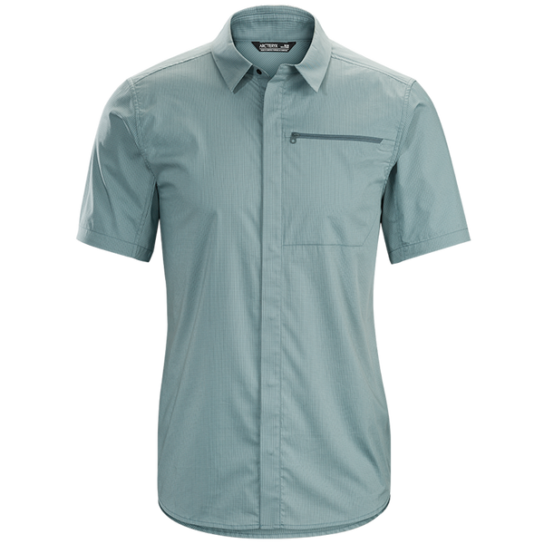 Arc'teryx Men's Kaslo S/S Shirt Robotica