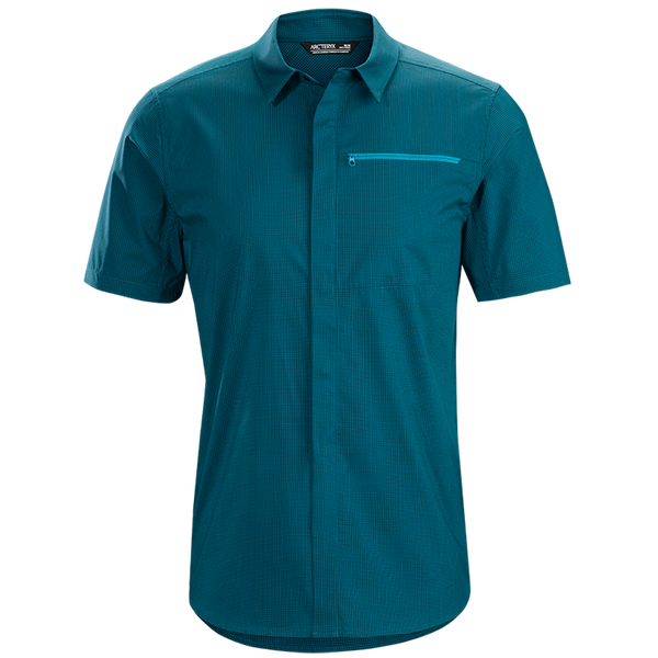 Arc'teryx Men's Kaslo S/S Shirt Odyssea