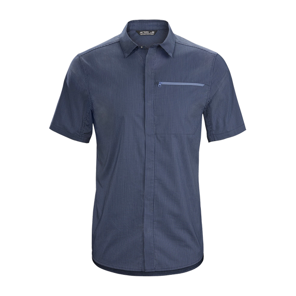 Arc'teryx Men's Kaslo Shirt Cobalt Moon