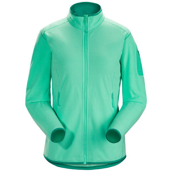 Arc'teryx Women's Delta LT Jacket Illucinate
