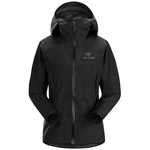 Arc'teryx Womens Beta SL Hybrid Jacket Black