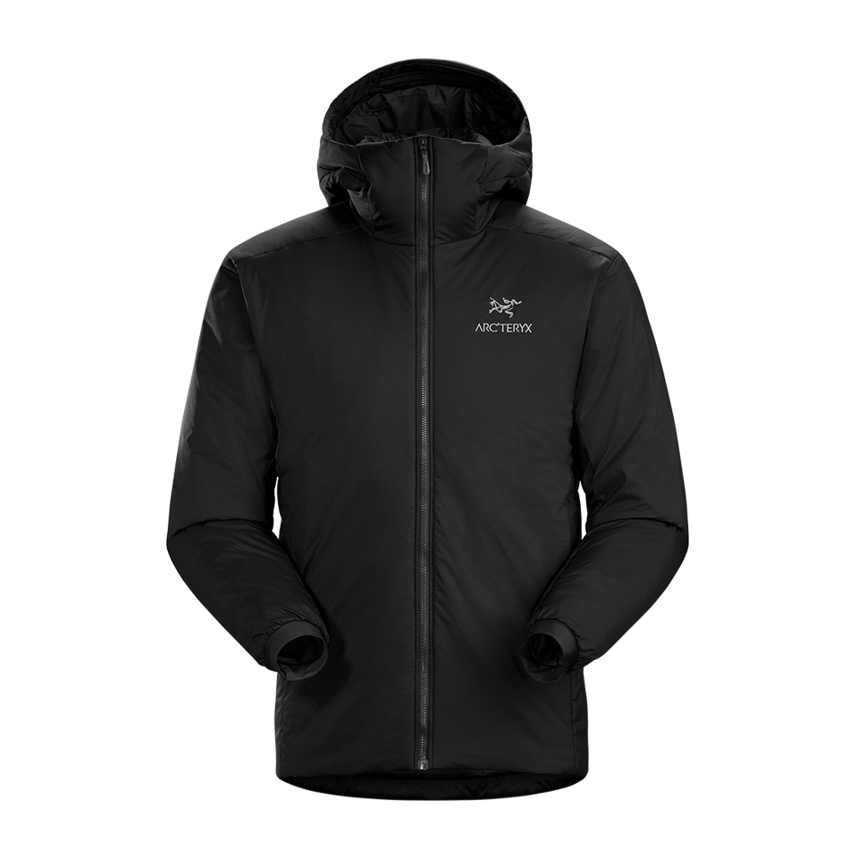 Arc'teryx Men's Atom AR Hoody Black