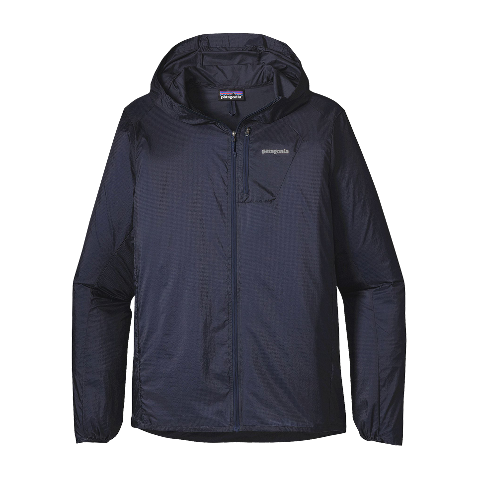 Patagonia Men's Houdini Jacket Navy Blue