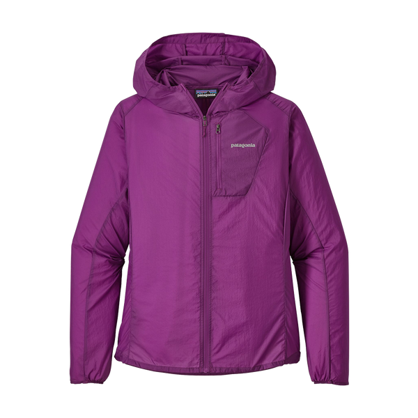 Patagonia Women's Houdini Jacket Ikat Purple